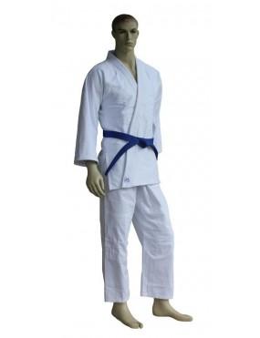 Kalhoty na judo MIFUNE bílé