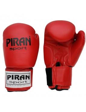 Boxerské rukavice PIRAN Kůže