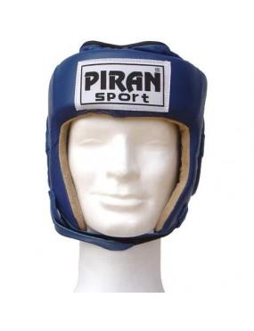 Boxerská helma bez lícnice