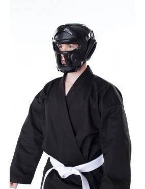 Boxerská helma s mřížkou